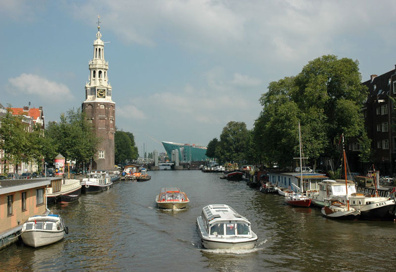 Bambooboat houseboat rental amsterdam rates and reservations